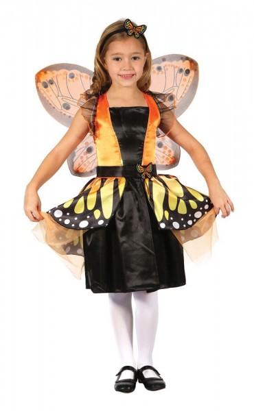Schmetterlingskostüm Deluxe Für Kinder