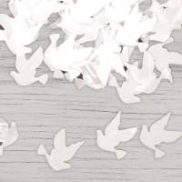 15g Streudeko Hochzeitstauben weiß