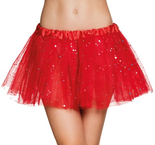 Magical Star Tutu rood voor dames