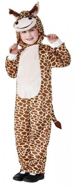 Freches Giraffen Kostüm für Kinder