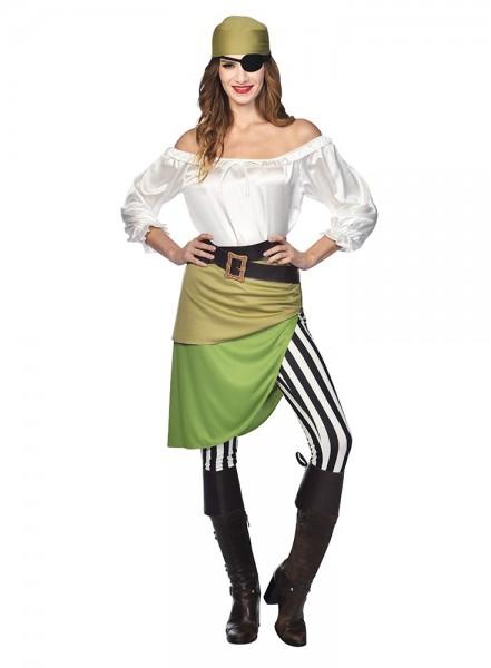 Piraten Damenkostüm Mel