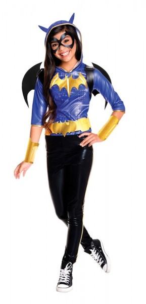 Fledermaus Superheldinnen Kinderkostüm Leia
