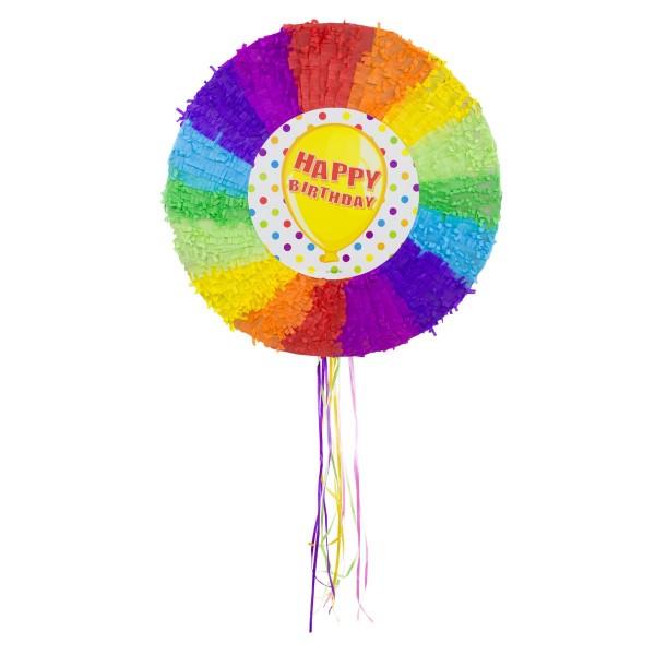 Ballon Pinata Happy Bday