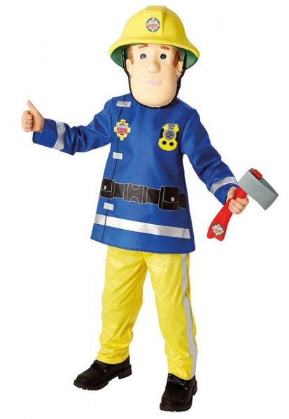 Premium Feuerwehrmann Sam Kinderkostüm
