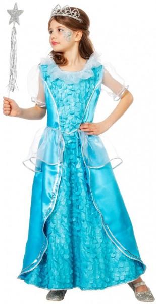 Eispalast Prinzessin Mädchenkostüm