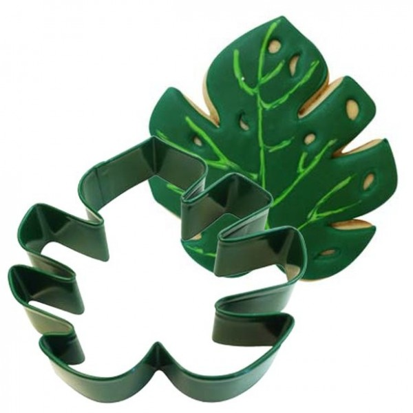 Palm leaf cookie cutter