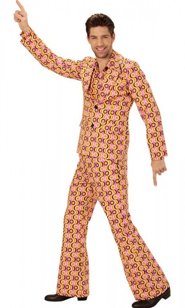 Retro Hippie Anzug Jack