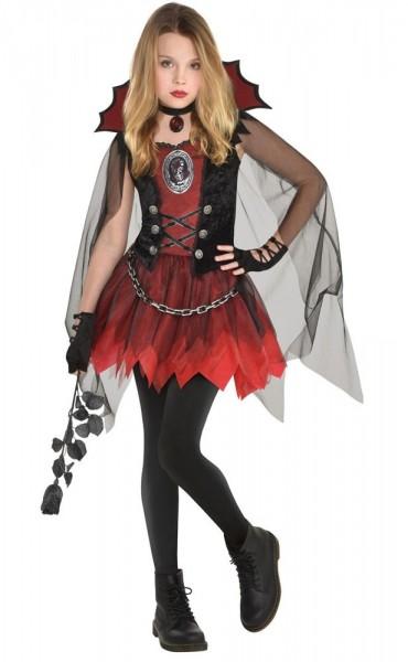 Kostium dziewczyna wampir