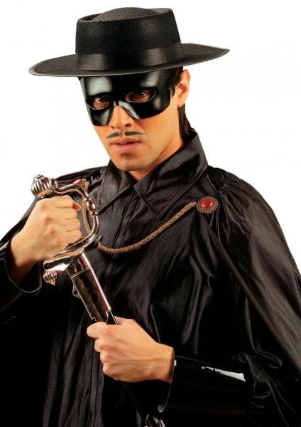 Premium Augenmaske Caballero