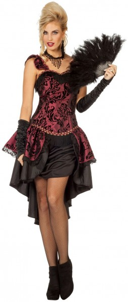 Bella Burlesque ladies costume