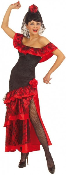 Tango Tänzerin Camila Kostüm