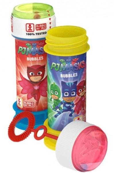 PJ Masks soap bubbles