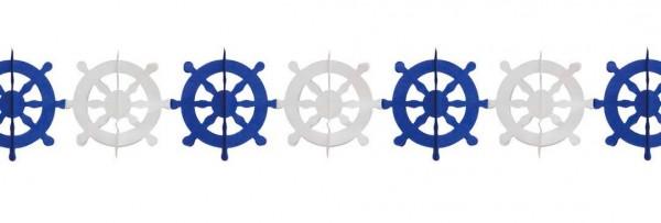 Maritime Steuerbord Girlande 300cm