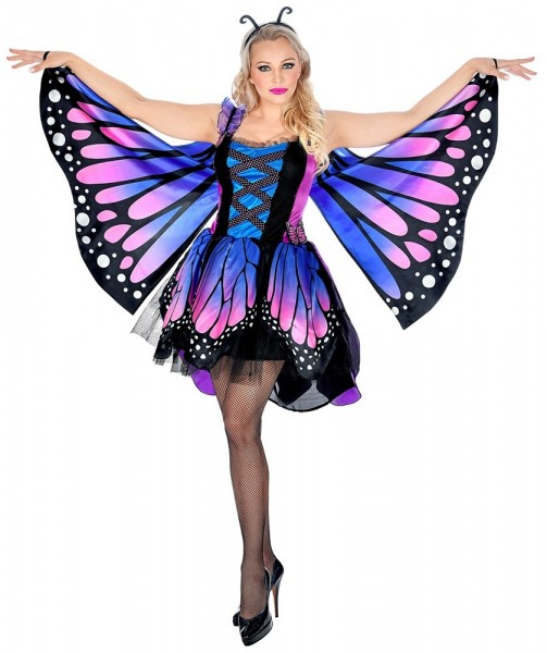 Mystisches Schmetterling Damenkostüm