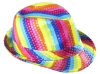Regenbogen Partyhut Für Erwachsene