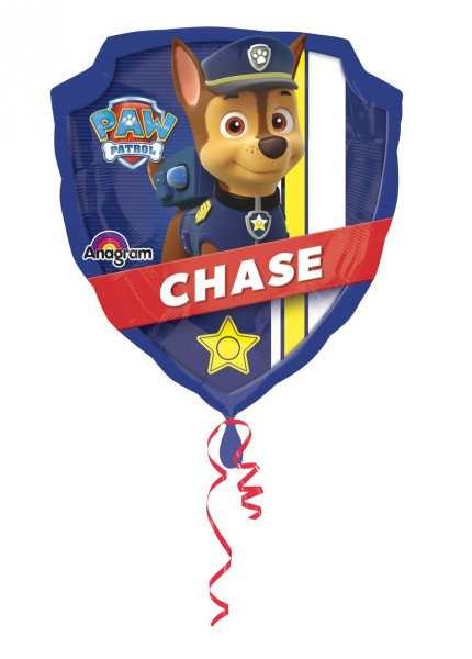 Ballon aluminium Paw Patrol Chase & Marshall