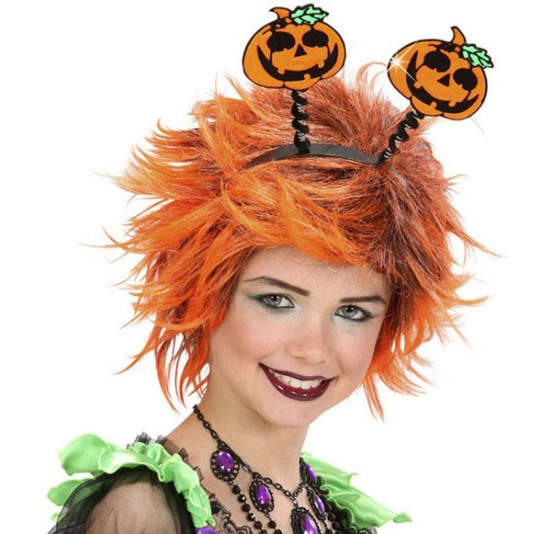 Antennen Pumpkin Haarreif