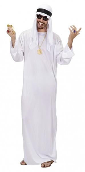 Arabischer Scheich Herrenkostüm