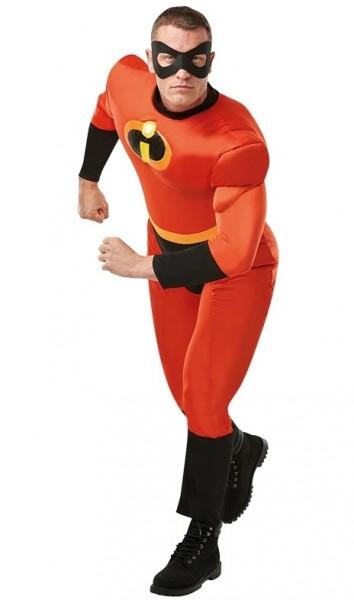 Mr Incredible Kostüm für Herren Deluxe