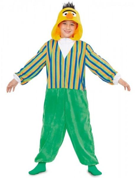 Bert Plüschoverall Kinderkostüm