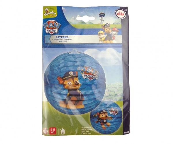 Paw Patrol Friends Lampion Chase 25cm