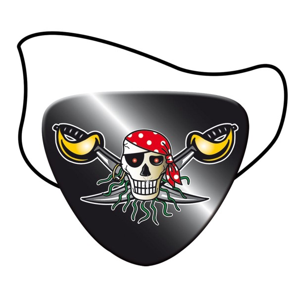8 cache-yeux de pirate Sebastian Sabres