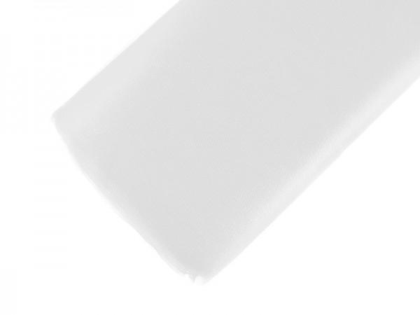 Feines Tüllnetz Grazia weiß 50 x 1,5m