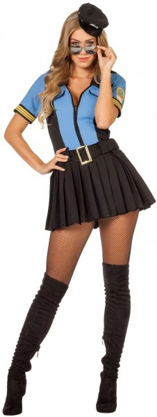 Policewoman Pippa costume for women