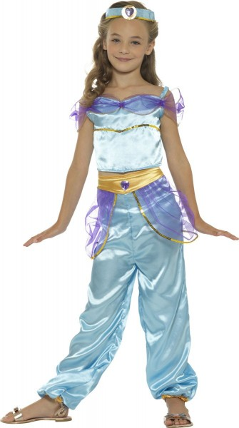 Oriental jasmine princess child costume
