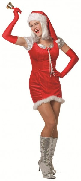 Party mrs. Woman costume