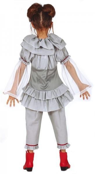 Horror clown meisje kostuum The Killer