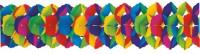 XXL Rainbow Colorful Girlanden 25x1000cm