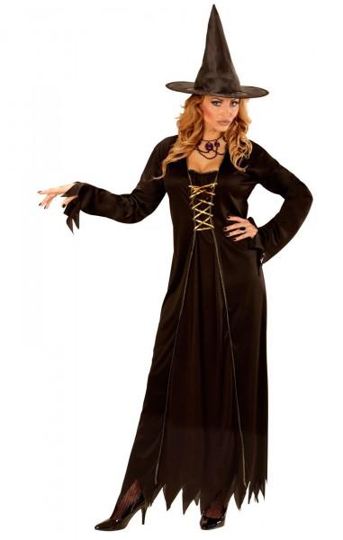 Déguisement de sorcière Ravella noire