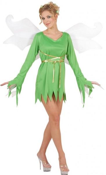 Disfraz de hada del bosque para mujer