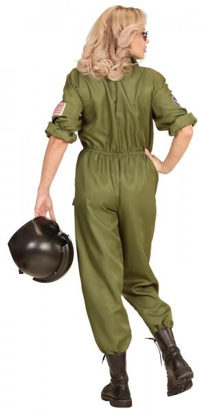 US Army Pilotenlady Damenkostüm 4