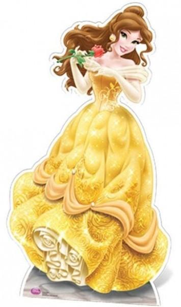 Prinzessin Belle Pappaufsteller 1,6m