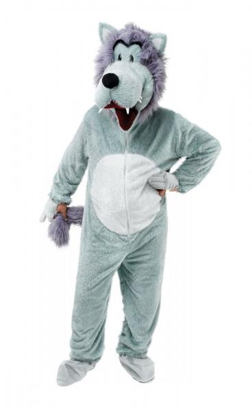 Lustiges Wolfs Kostüm Für Herren