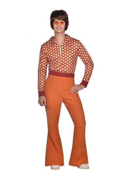 Herren Hippie Kostüm Freddy