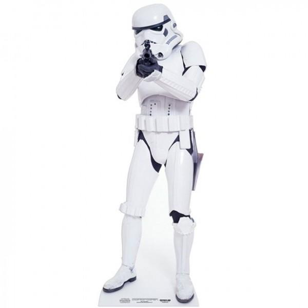 Star Wars Stormtrooper Mini-Aufsteller 96cm