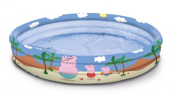 Peppa Wutz Strandtag Pool 1m x 23cm