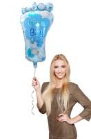Folienballon It´s a Boy Babyfuß