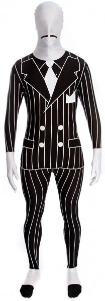 Mafia Gangster Morphsuit Kostüm