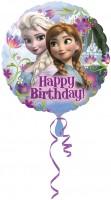 Anna & Elsa Geburtstagsballon 43cm