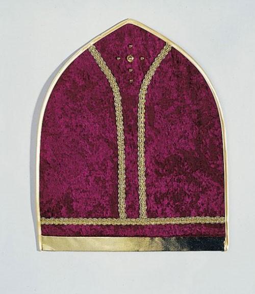 Bischof Edel Mütze