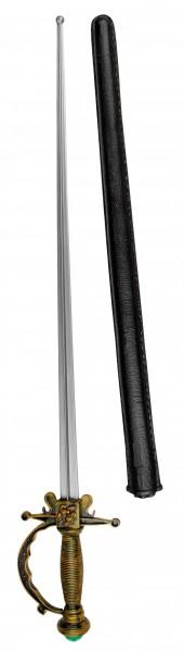 Degen 65cm Für Musketiere