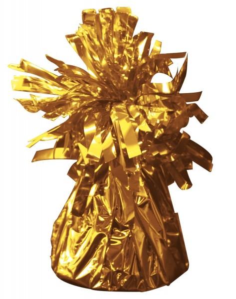 Ballongewicht glanzend goud 170g