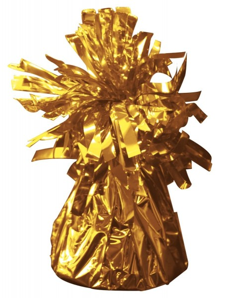 Ballongewicht Shiny gold 170g