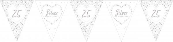 Catena per gagliardetto Silver Anniversary 3,7 m