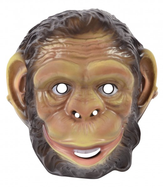 Schimpanse Affenmaske