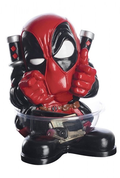 Deadpool Schale für Bonbons